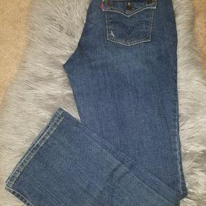 Levi's women Jean's,  size 14 L/C